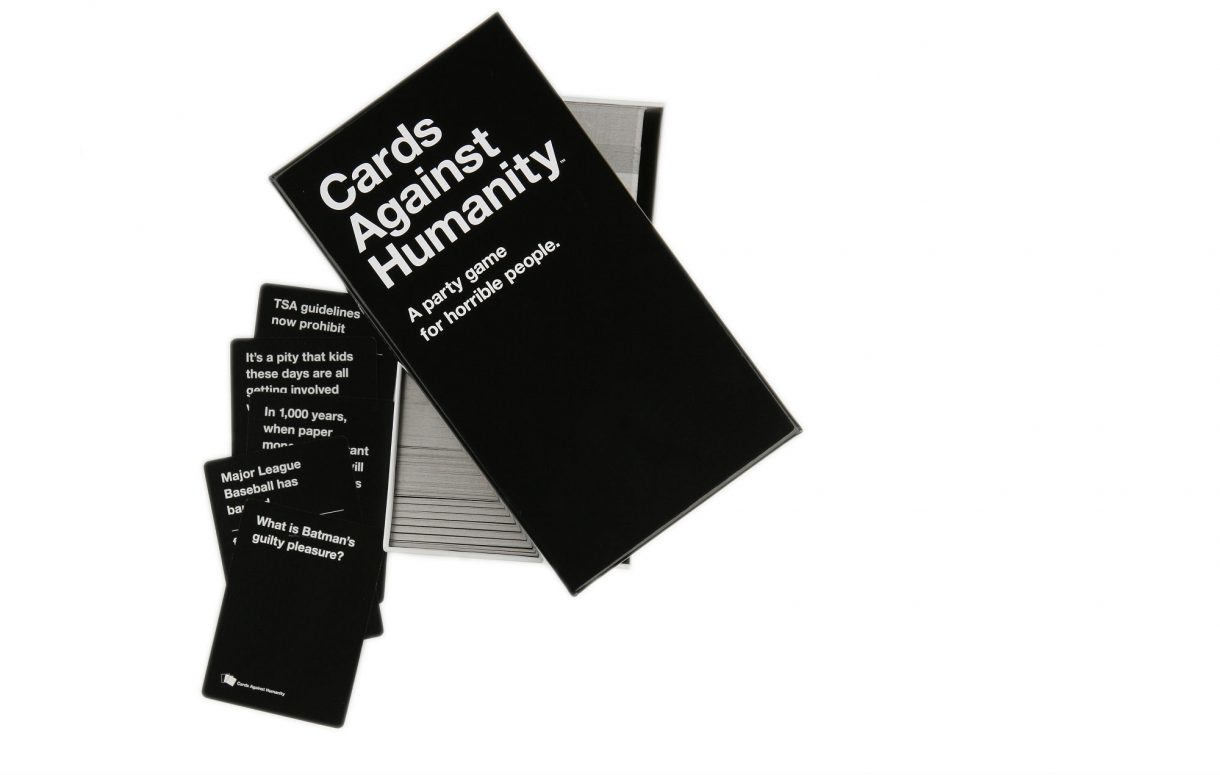 'Cards Against Humanity' Is Hiring Writers!!