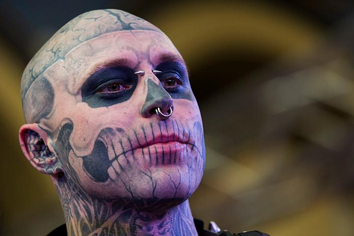 Lady Gaga Among Those Mourning Loss Of 'Zombie Boy' At 32