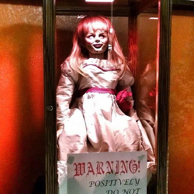 Elf on a Shelf has a spooky cousin!