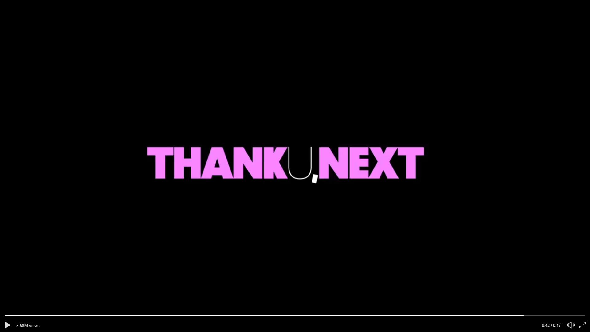 Ariana Grande Teases Her Thank U Next Music Video B93 Fm