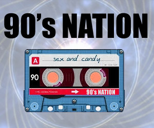 CIFM Presents 90's Nation