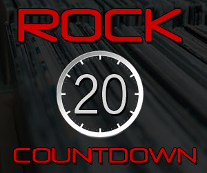 Jeremy & Angie's Rock 20 Countdown
