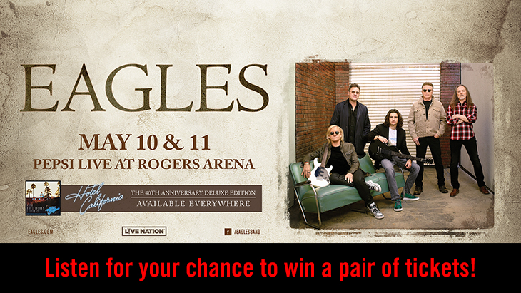 Get Rocked With The Eagles