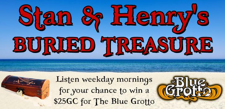 Listen to Win – Stan & Henry's Buried Treasure