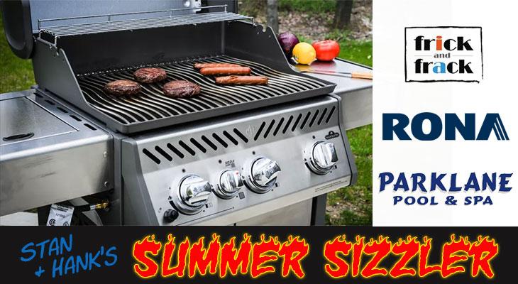 CIFM Presents Stan & Hank's End Of Summer Backyard Sizzler