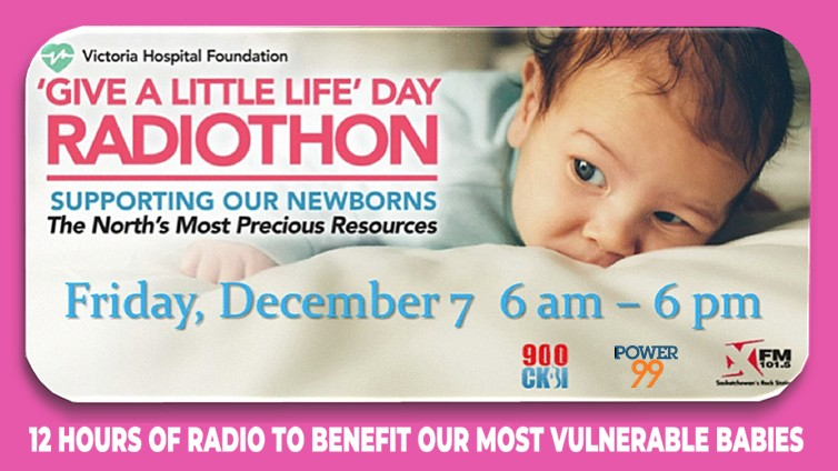 'Give A Little Life' Radiothon