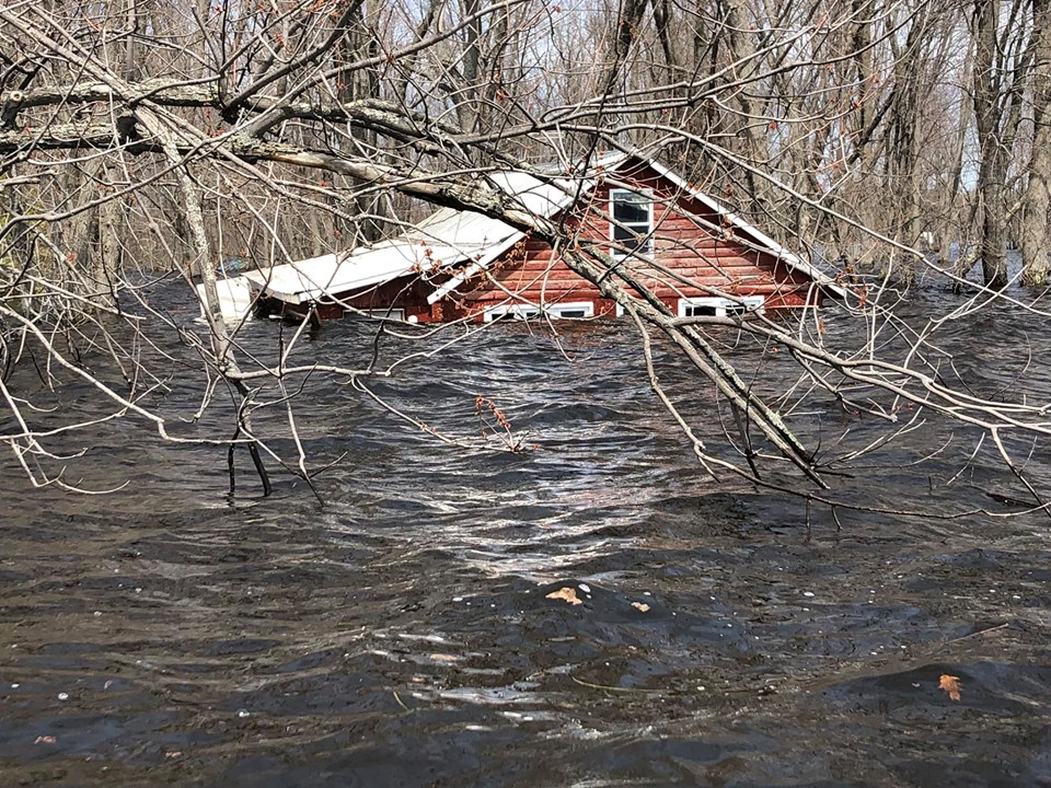 New rules go into effect, banning rebuilding in Quebec flood zones