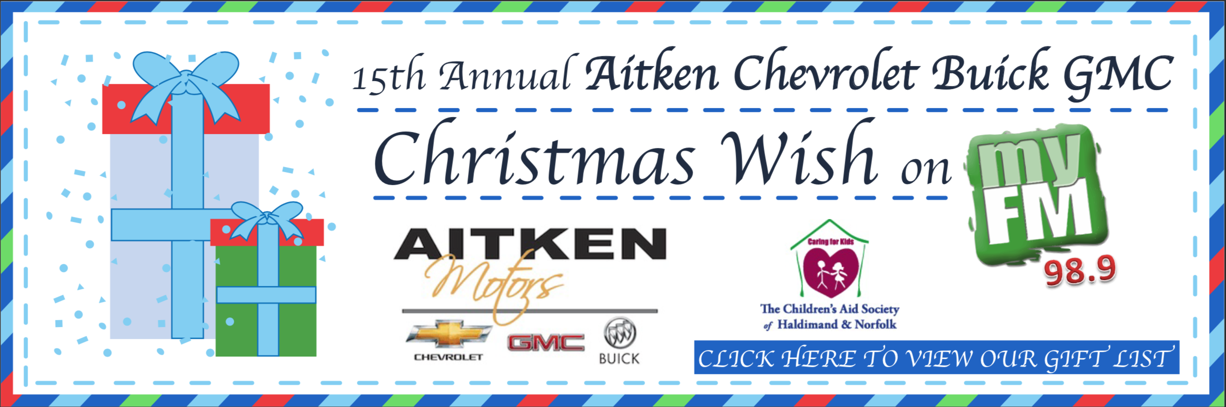 Feature: https://www.norfolktoday.ca/aitken-chevrolet-buick-gmc-christmas-wish/