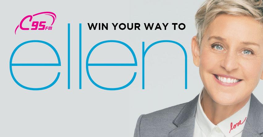 Win Your Way to Ellen