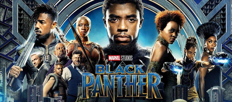 Win Marvel Studios Black Panther on Blu Ray