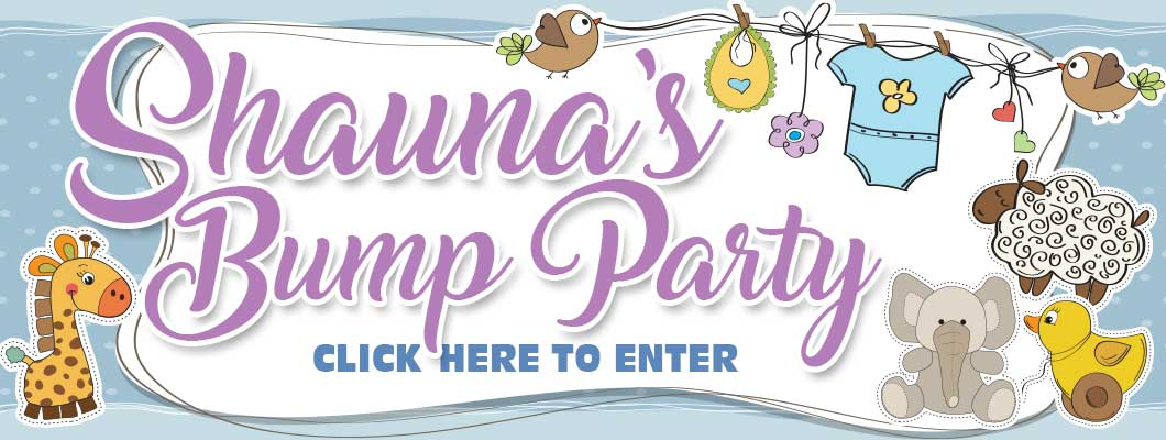 Feature: https://www.c95.com/shaunas-bump-party/