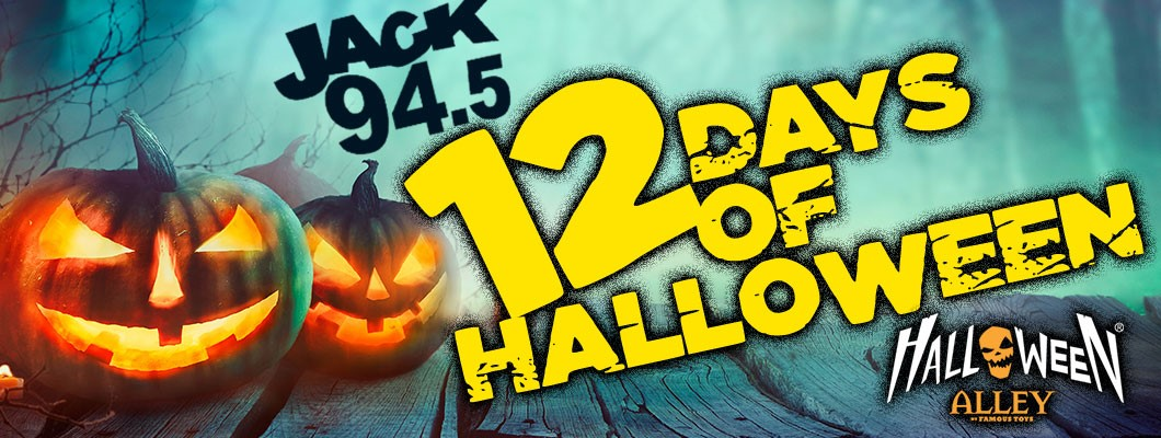 Feature: https://www.jackfmregina.com/2018/10/17/12-days-of-halloween-2/