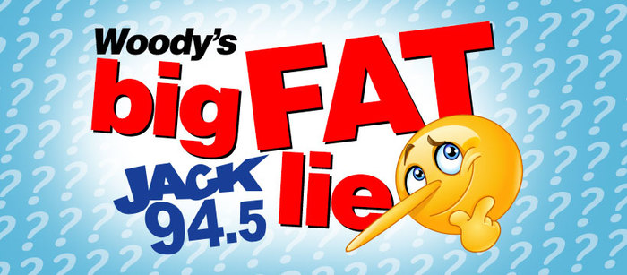 Woody's Big Fat Lie