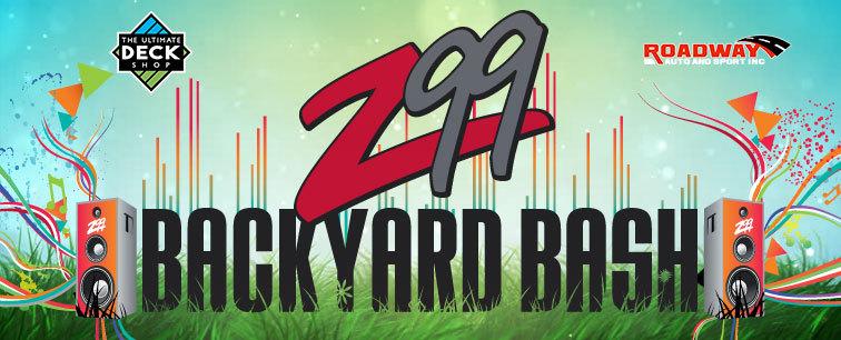 Z99 Back Yard Bash