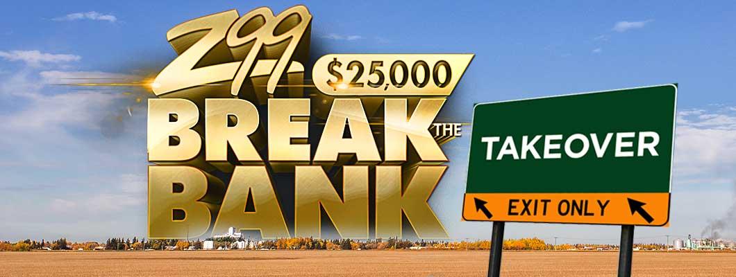 Feature: https://www.z99.com/2018/08/24/z99s-25000-break-the-bank-take-over/