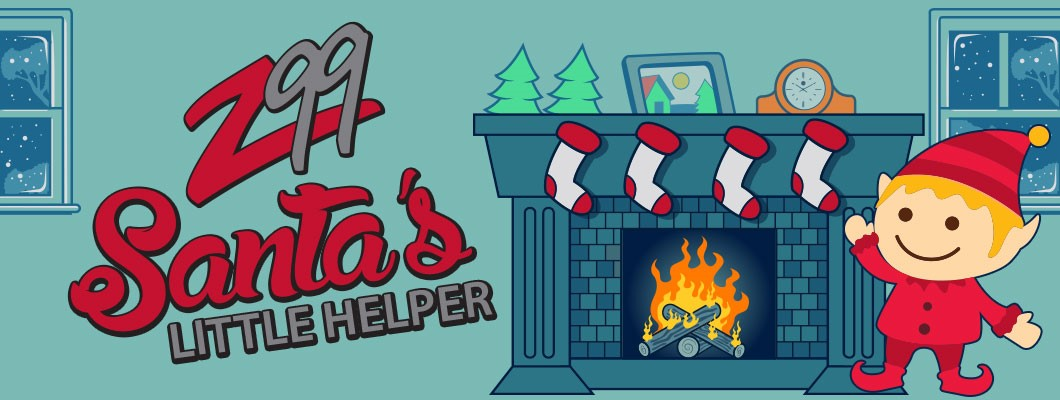 Feature: https://www.z99.com/2018/11/09/z99s-santas-little-helper/