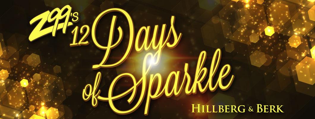 Hillberg & Berk's 12 Days of Sparkle