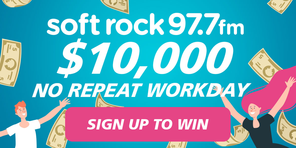 soft rock $10,000 No Repeat Workday Contest