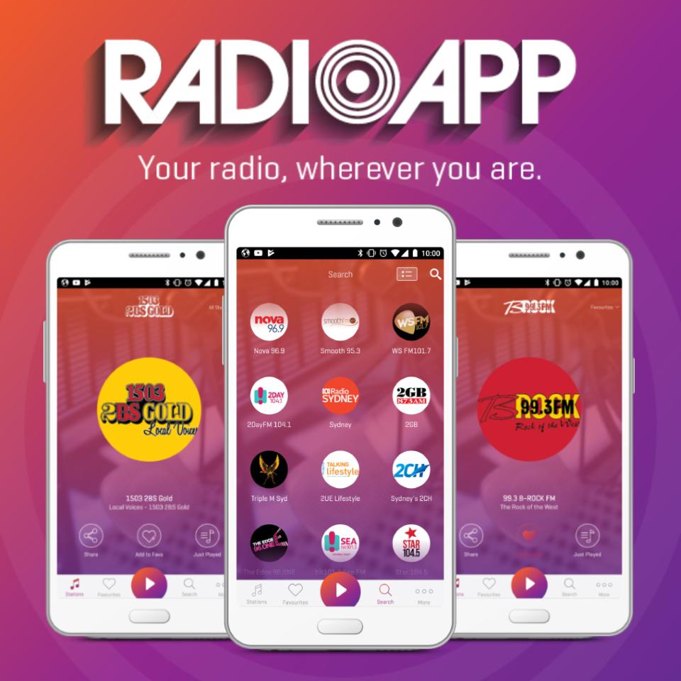 Feature: https://www.radioapp.com.au