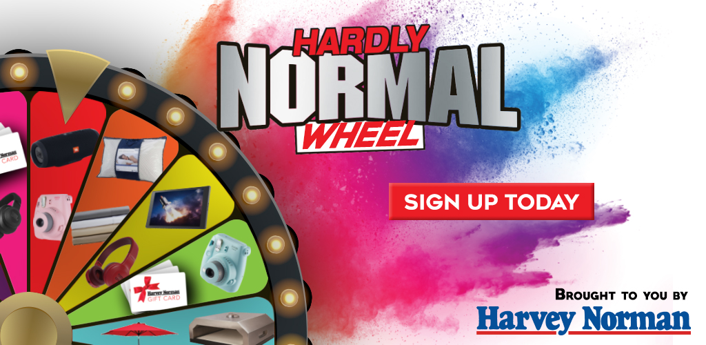 Feature: https://www.brockfm.com.au/hardly-normal-wheel/