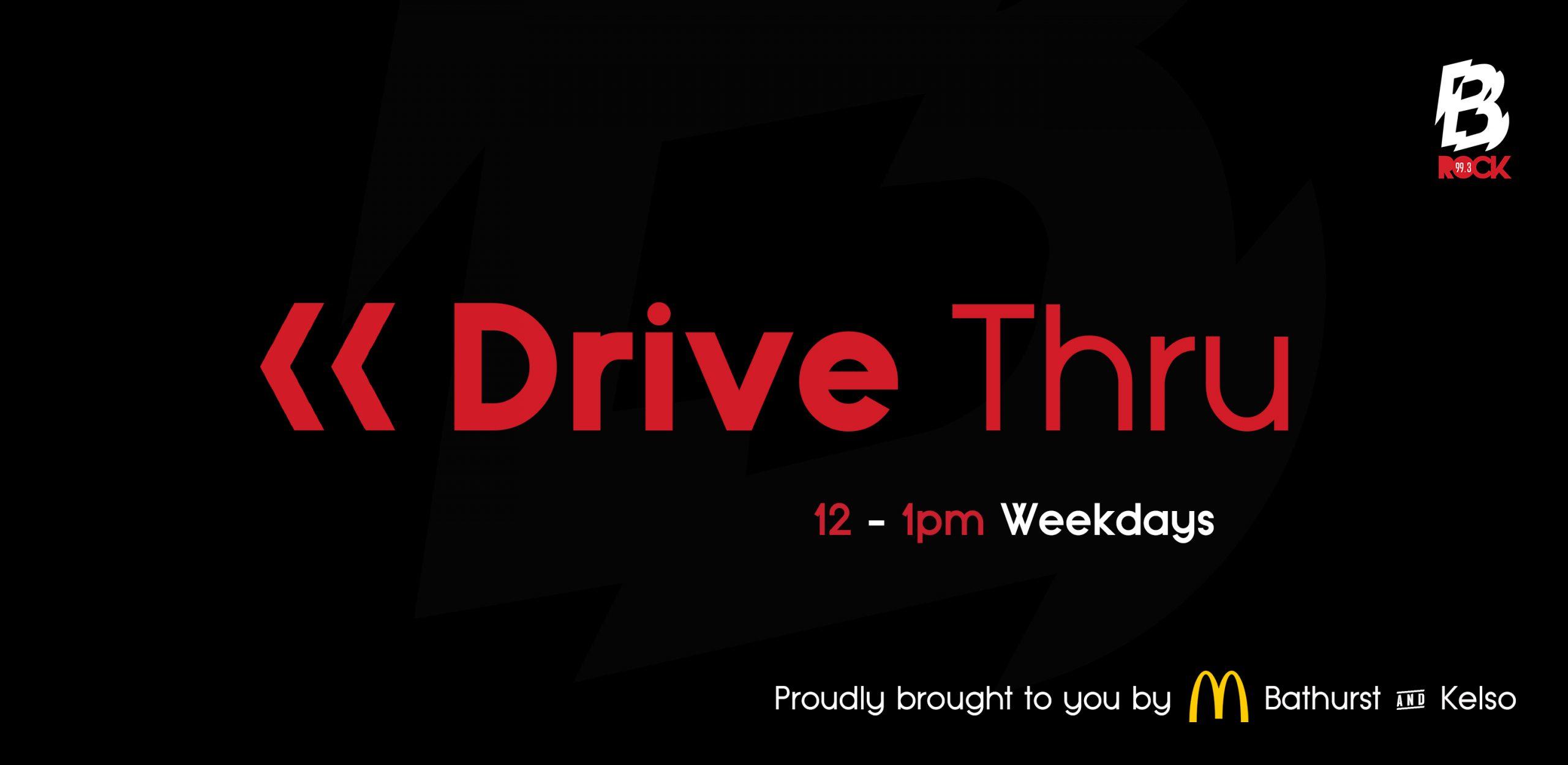 Feature: http://www.brockfm.com.au/the-drive-thru/