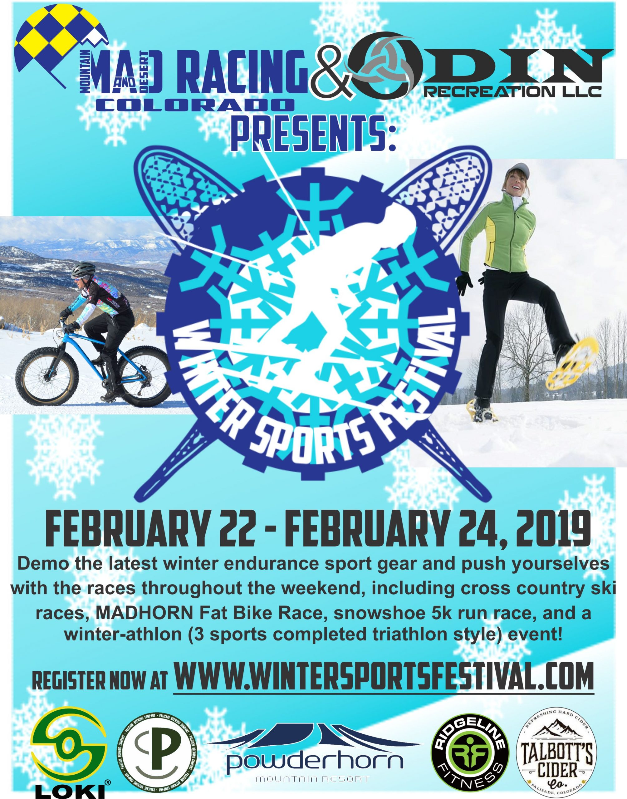 1st Annual Winter Sports Festival | 95 7 The Monkey
