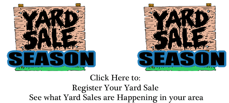 Feature: http://www.931magic.com/yard-sale-season/