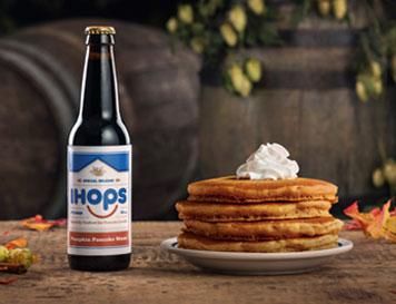 Pumpkin Pancake  Beer! Would You Try It?