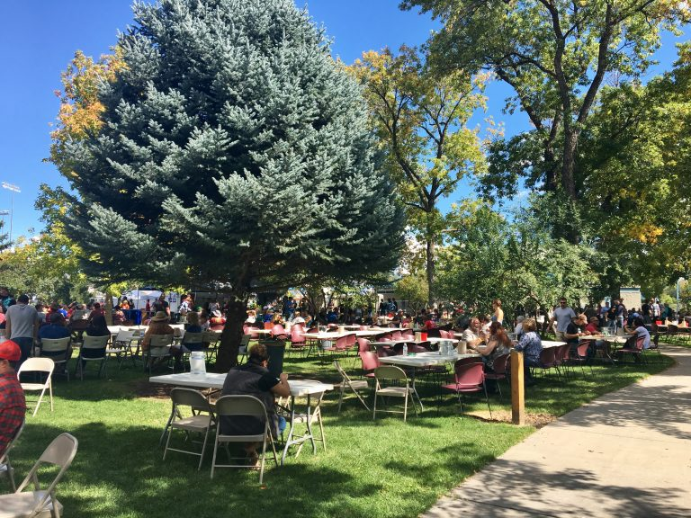 The happenings this weekend in GJ are all about good eats.