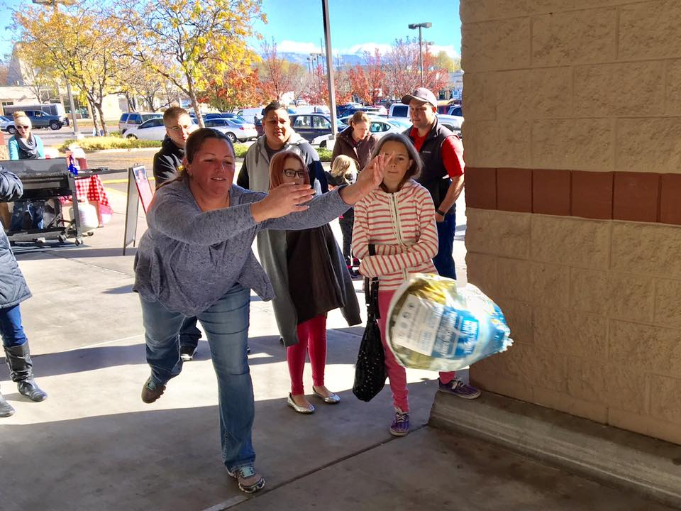 Magic's Turkey Bowling 2018 come gobble it up.