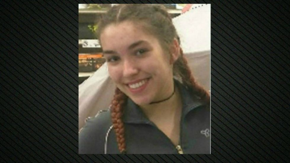 RCMP looking for missing Parksville teen