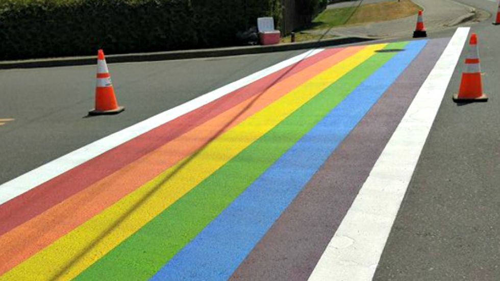 Parksville-Qualicum school celebrating Pride month for first time