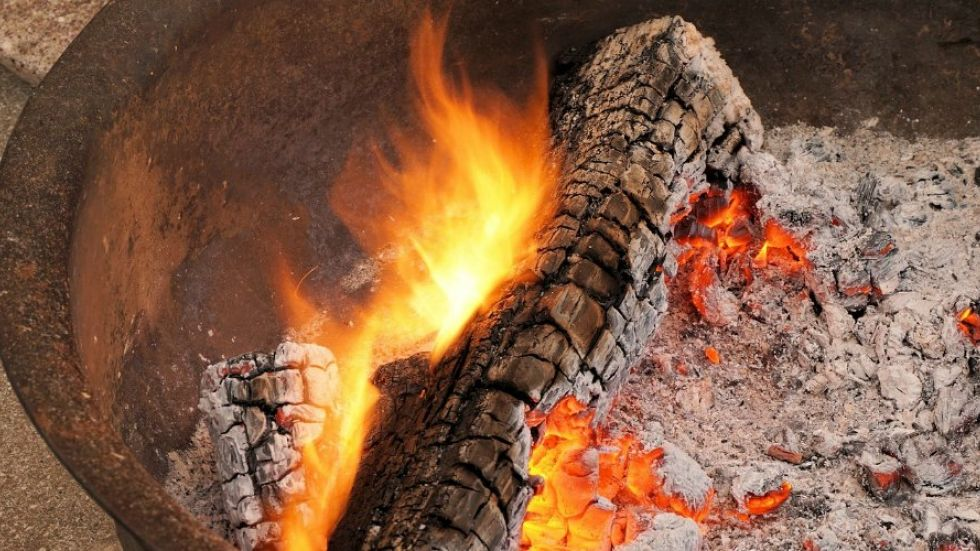Campfires banned as wildfire threat rises