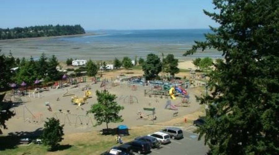 Tourists at Community Park to be surveyed in July