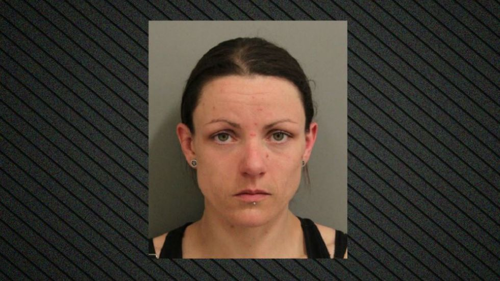 Arrest warrant issued for Errington woman
