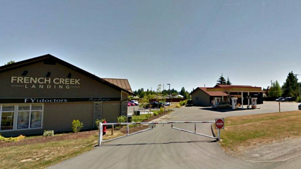 Thief targeting ATMs in Parksville area: RCMP