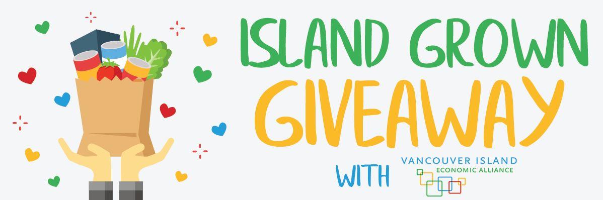 VIEA – Island Grown Giveaways!