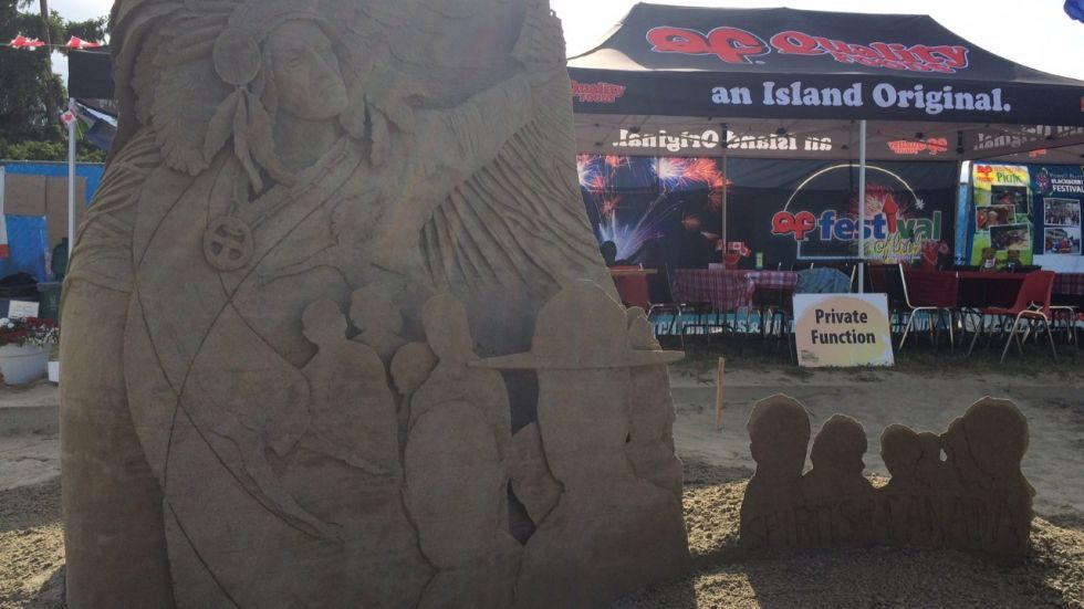 'Wild things' chosen as theme for 2018 Parksville sand sculpting competition
