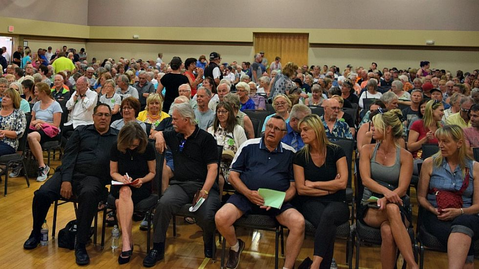 Parksville residents clash over $7M supportive housing project