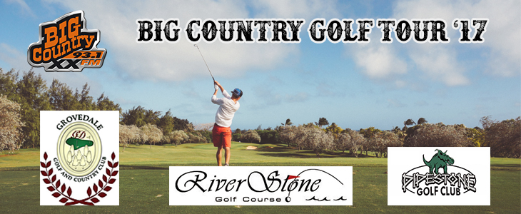 Big Country Golf Tour!