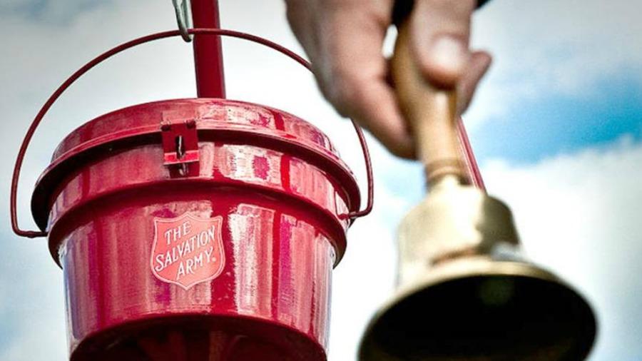Bells start ringing for Salvation Army's biggest fundraiser