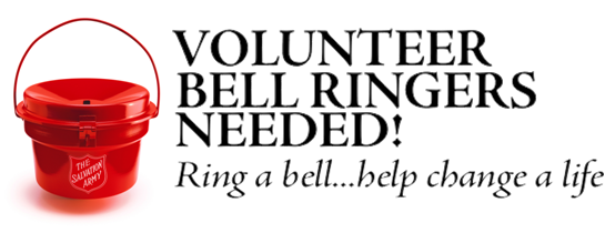 Kettle Campaign in need of volunteers in final days