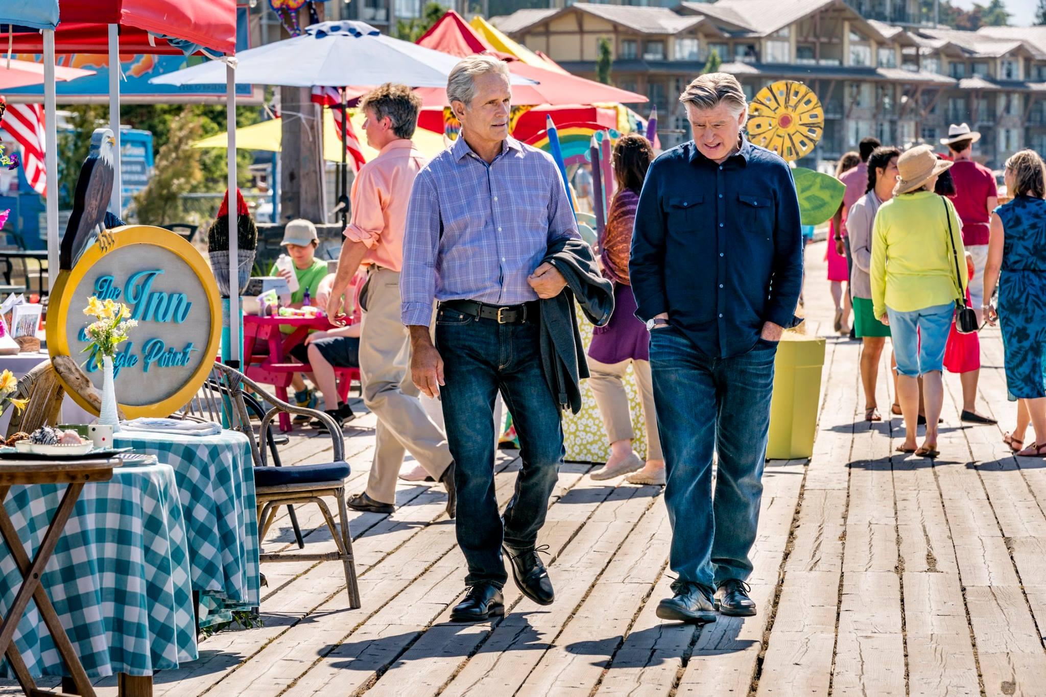 Mid-Island filmed series back for season number three