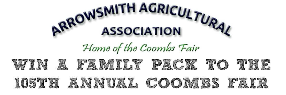 105th Annual Coombs Fair
