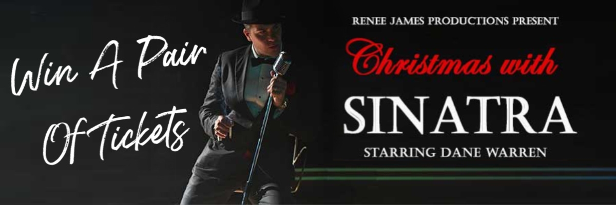 Win Tickets To Christmas With Sinatra!