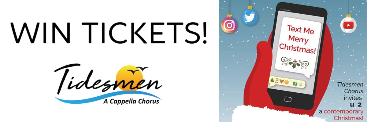 Win Tickets to Text Me Merry Christmas!