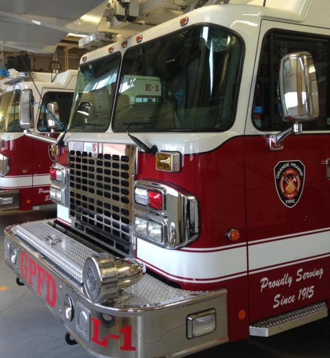 Grande Prairie City Council to consider funding new fire truck