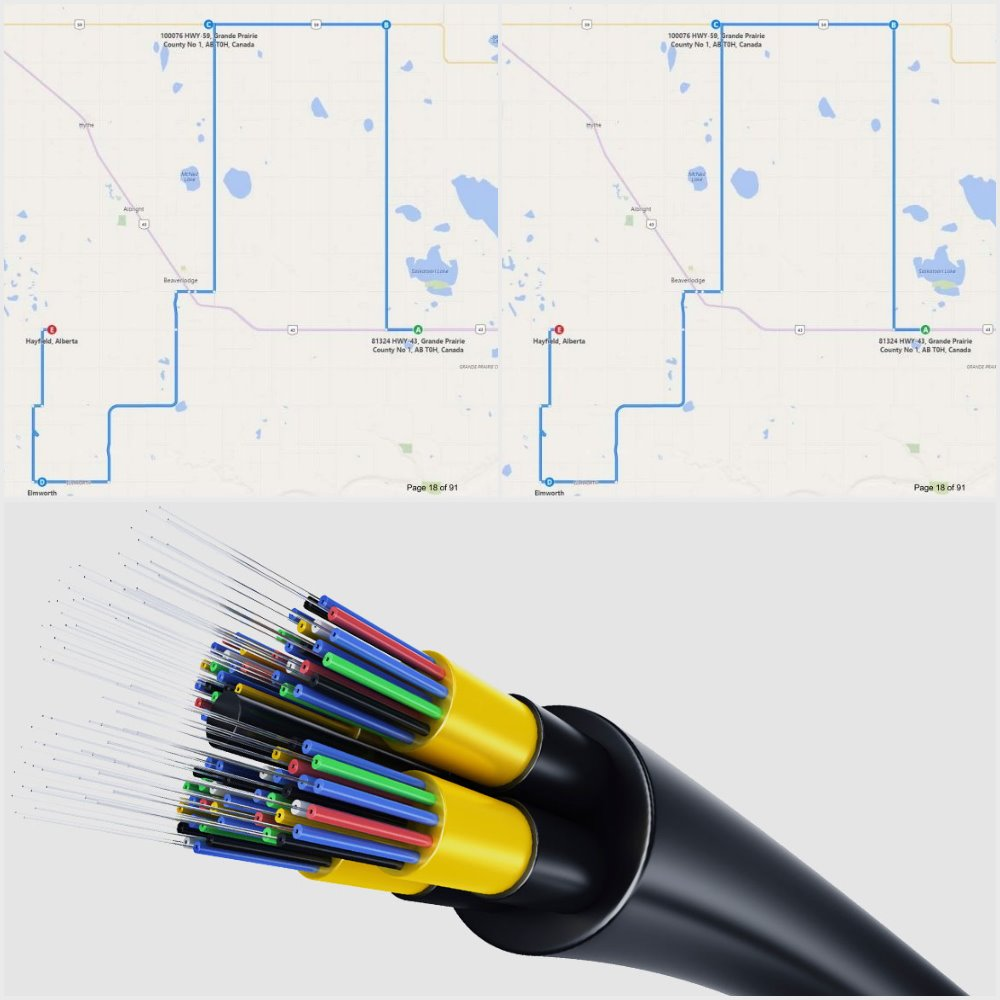 County looking to expand fibre optic network