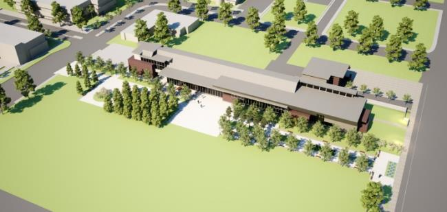 Name picked for new Montrose concourse