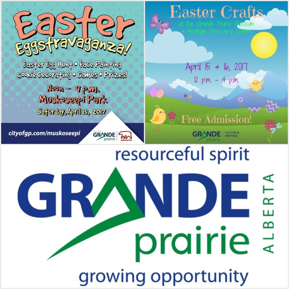 Events planned around GP for Easter weekend